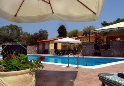 Casa Vacanze Villabadiella